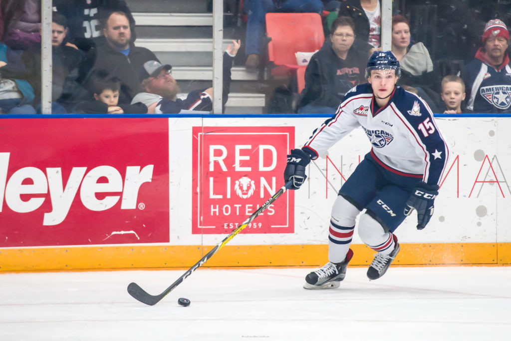 Tri-City Americans picked 9th, 16th overall in NHL draft