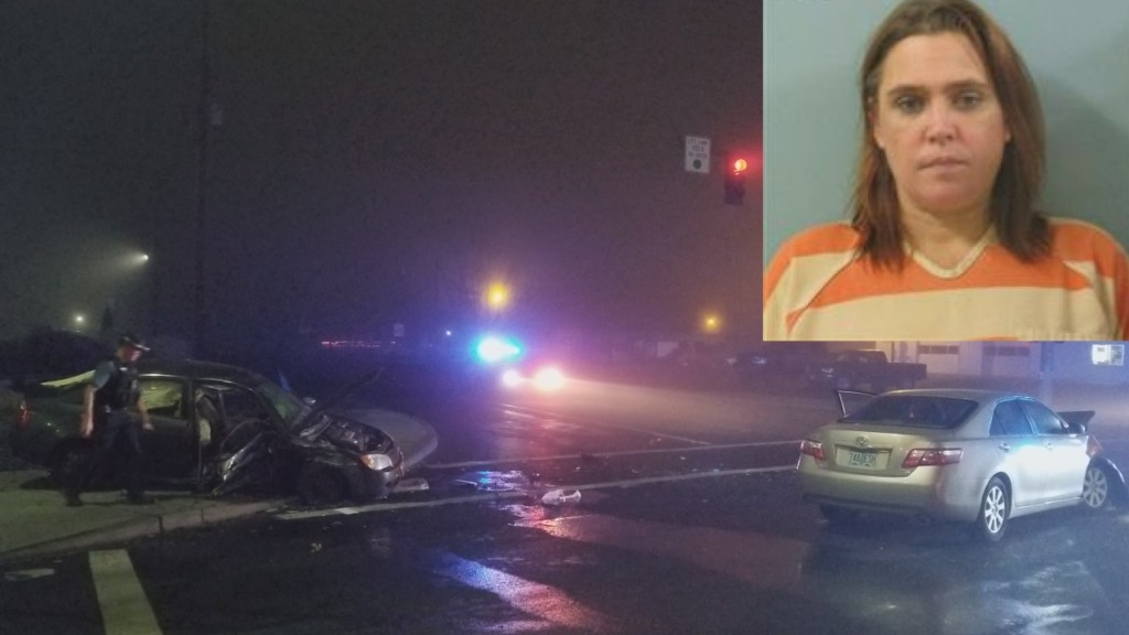 Driver in crash that killed 75-year-old woman in Umatilla County facing DUI, manslaughter charges