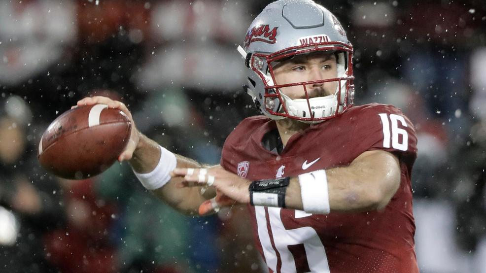 WSU QB Gardner Minshew picked by Jaguars in the sixth round of the NFL Draft