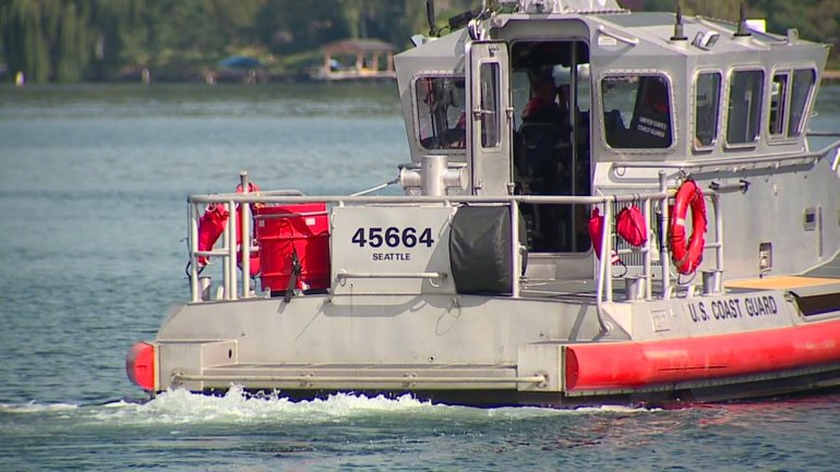 Bodies found in lake presumed to be missing boaters
