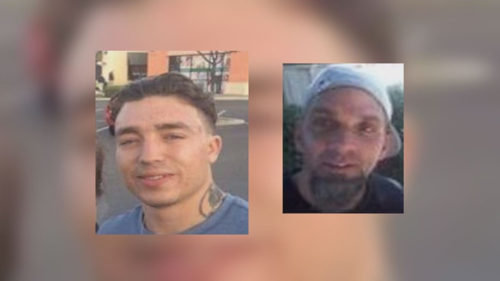 MISSING: Two men not seen since traveling to concert; car found abandoned in Yakima