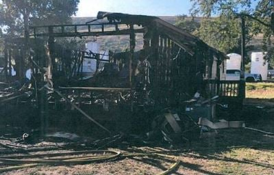 UPDATE: 2 bodies found in Dayton mobile home fire
