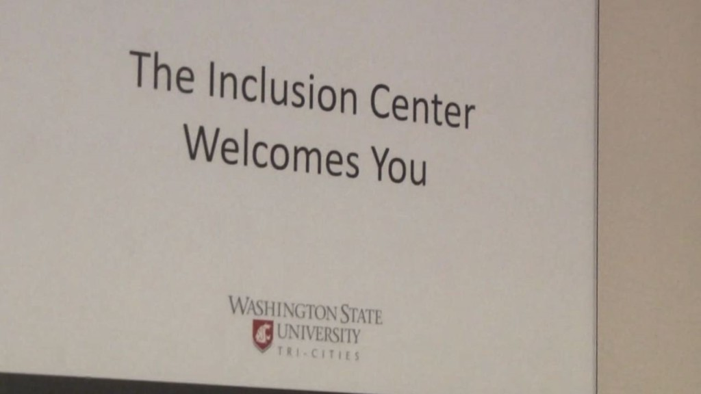 WSU Tri-Cities alumna makes first donation to school's inclusion center