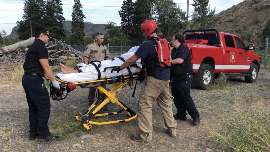 Man wasn't lost in the woods outside Naches for two weeks. He was probably high, official says