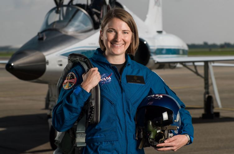 Richland woman chosen as NASA's newest astronaut candidate