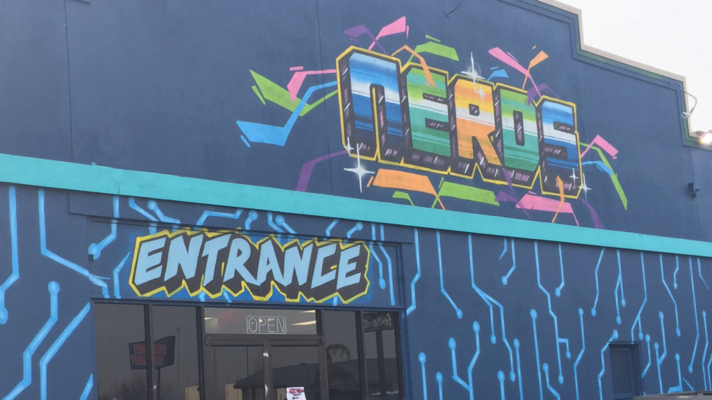 Massive arcade, laser tag arena opening in Yakima