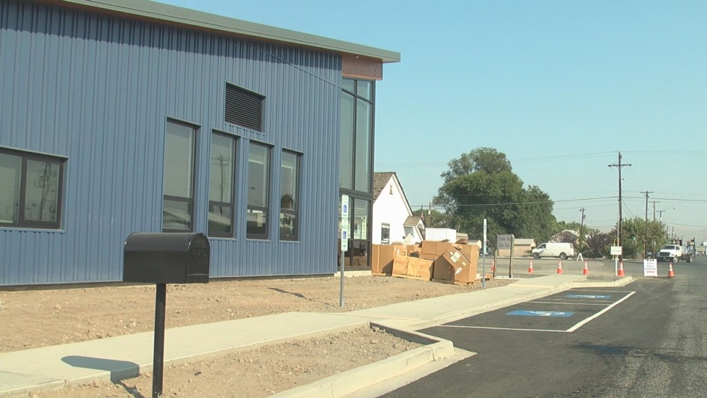 Union Gap City Hall and Police Department move into new Civic Campus