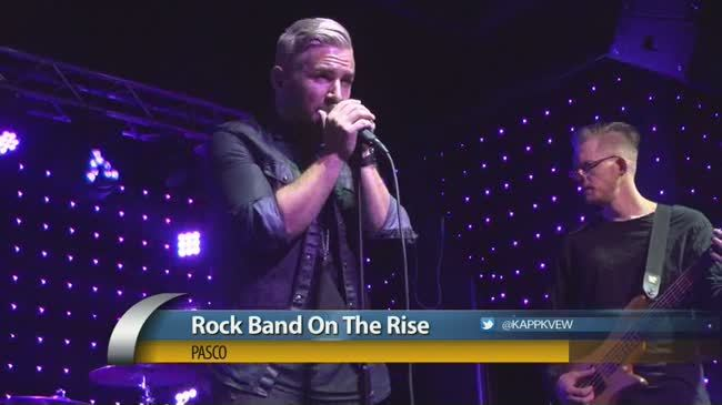 Pasco-based rock band is gaining big-time success