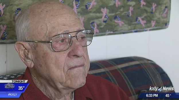 Battle of Normandy survivor shares his story