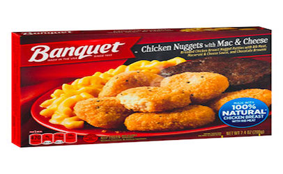 Banquet recalls frozen meals
