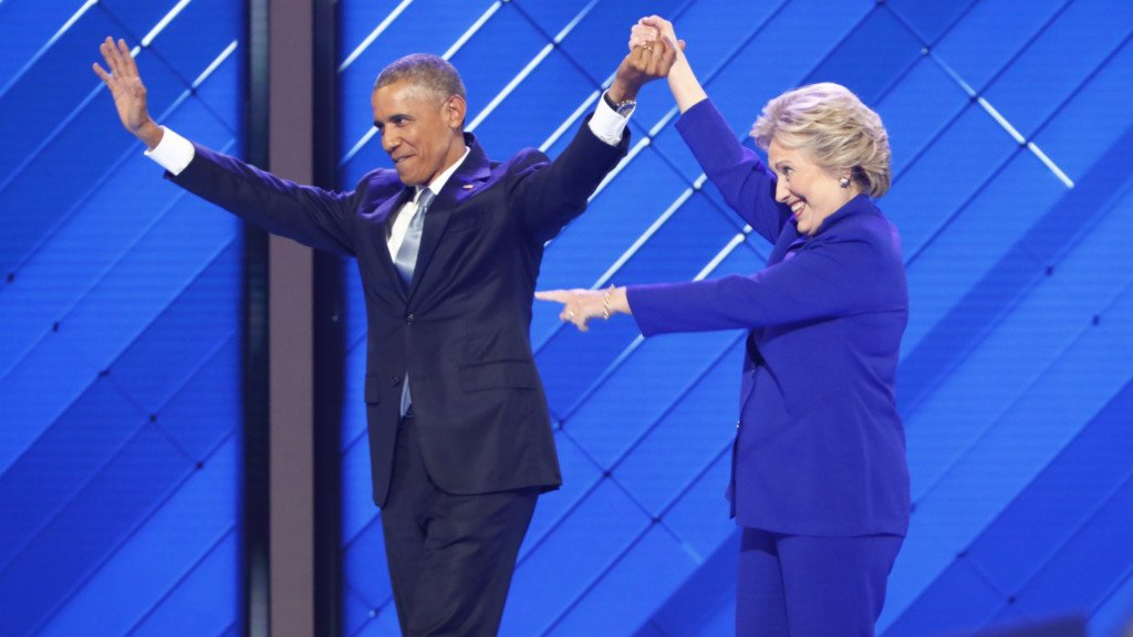 Poll: Obama, Hillary Clinton remain 'most admired' Americans