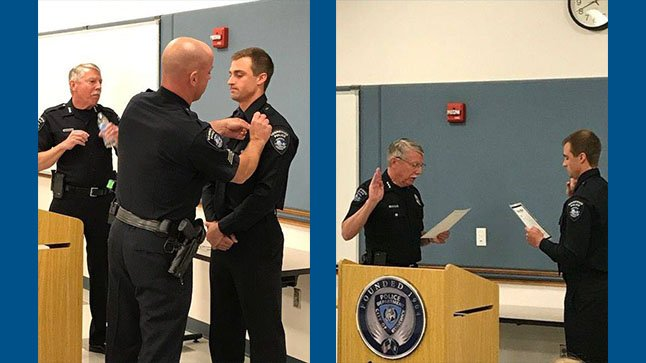 Kennewick Police welcomes new officer