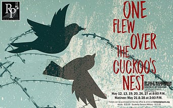 Richland Players performing One Flew Over the Cuckoo's Nest in May