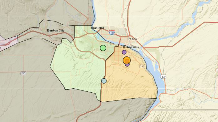 Power restored after outage affects more than 300 in Benton County