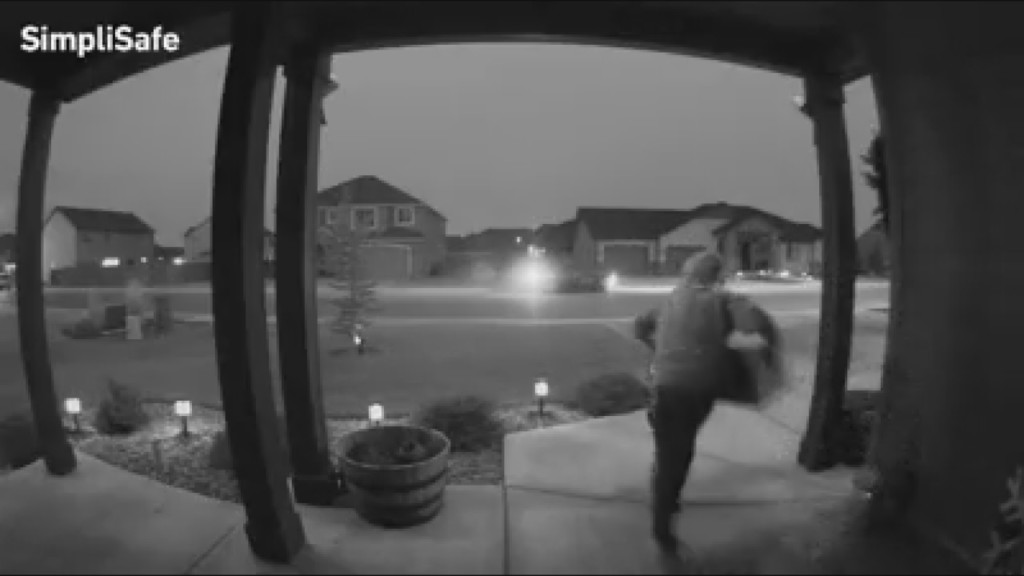 West Richland police parody Christmas tale, ask for help to I.D. package thief