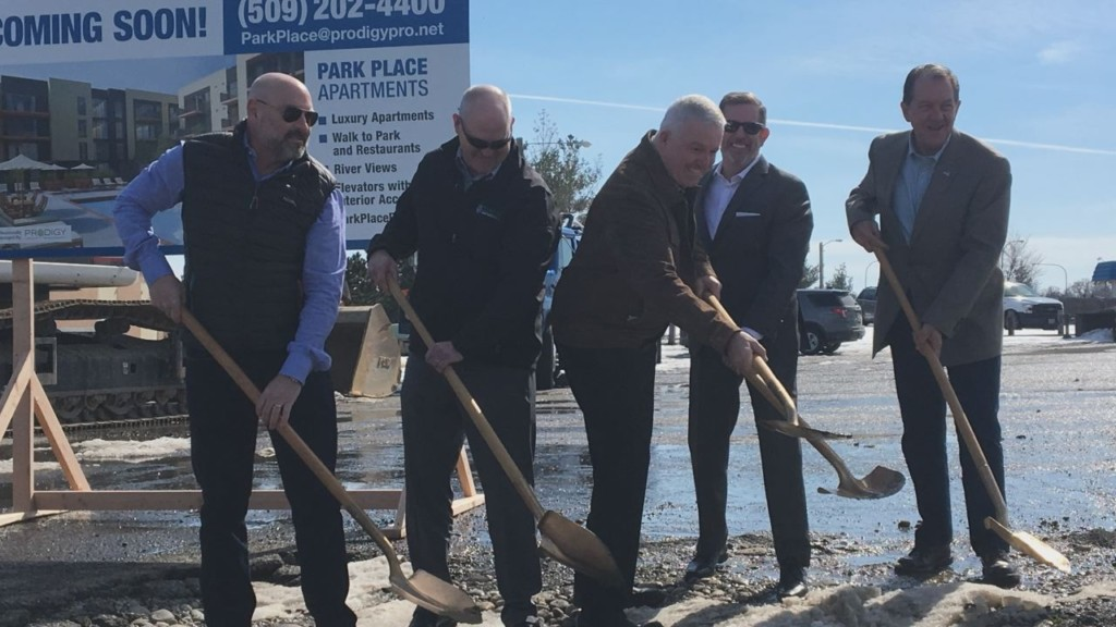 Construction set to begin on Richland's vacant 'pit'