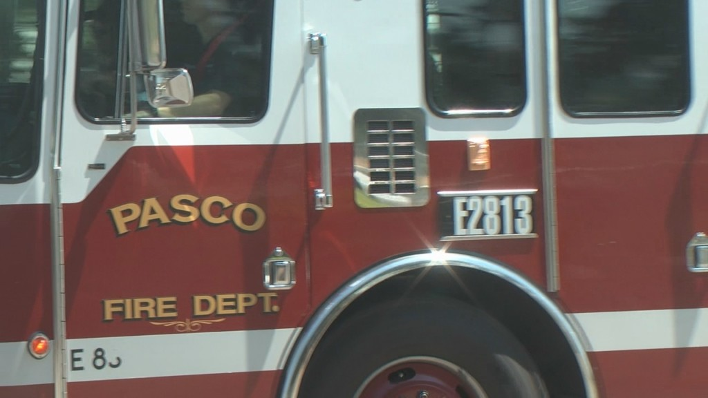 Pasco Fire Department growing with the city expansion