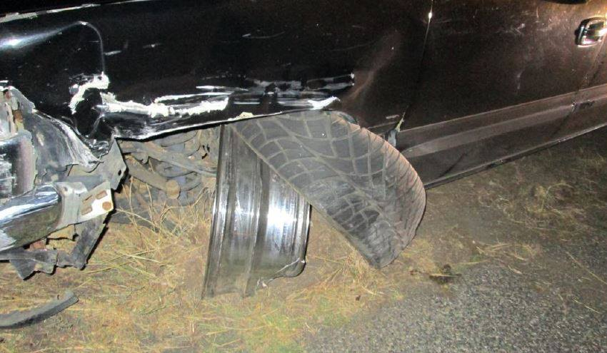 Man arrested for DUI hit-and-run crash in Pasco