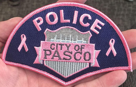 Pasco Police raising money and awareness for breast cancer