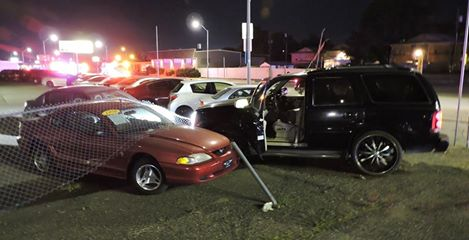 Pasco Police investigating shooting and collision on Lewis Street