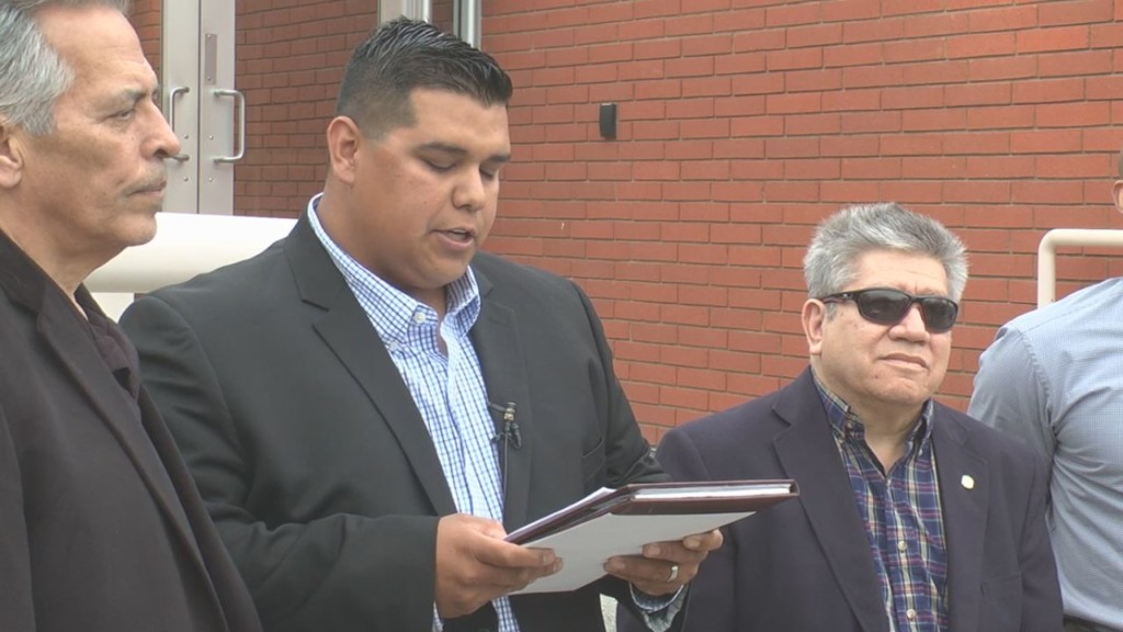 Leo Perales announces run for Kennewick city council