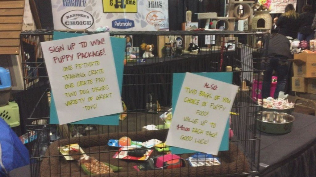 Three Rivers Convention Center hosts very first Pet Expo