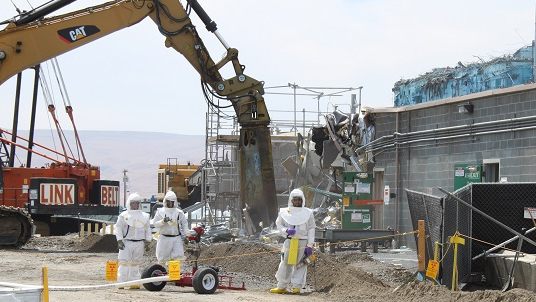 More contaminated vehicles found at Hanford