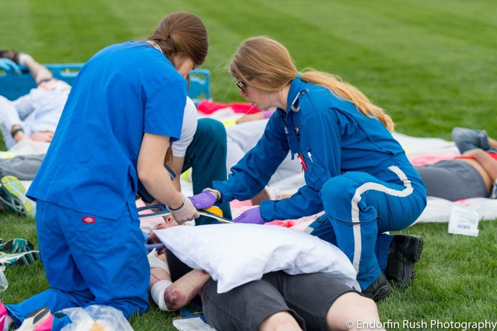 PNWU Health Sciences hosts Mass Casualty Incident training event
