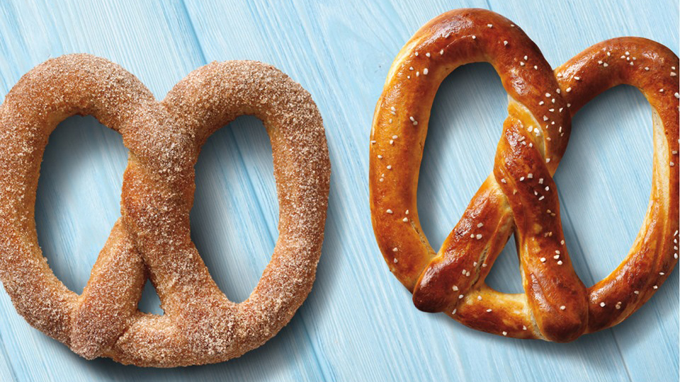 Auntie Anne's is having a $1 pretzel day at Kennewick mall this weekend