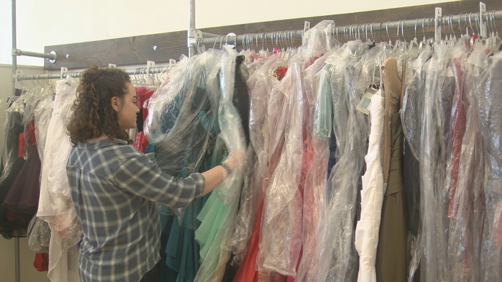 Local boutique makes prom dress shopping more affordable