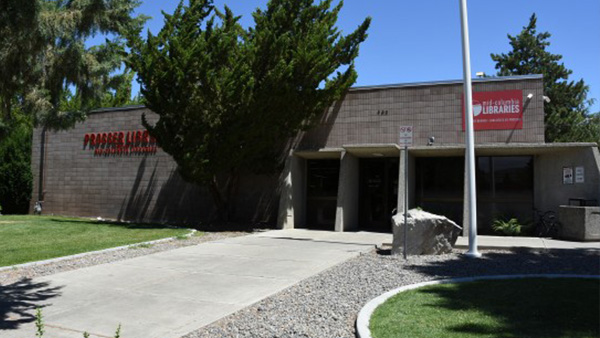 Teen leaves note threatening to 'shoot up' Prosser Library