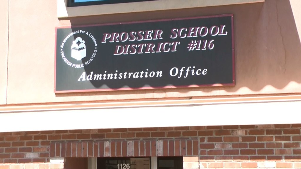 Prosser police respond to potential bomb threat on school bus