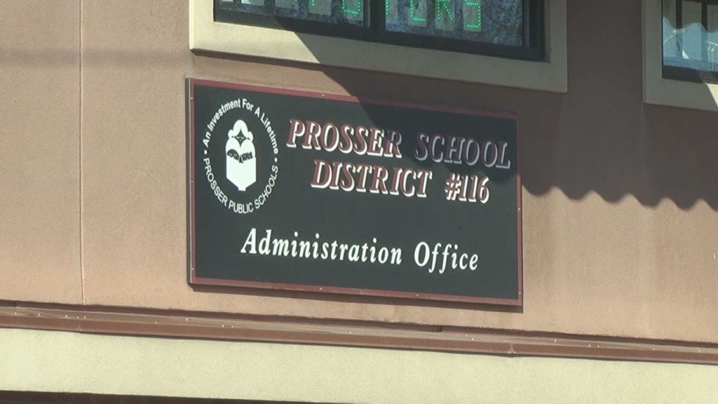 Prosser teacher back in the classroom after controversial facebook post