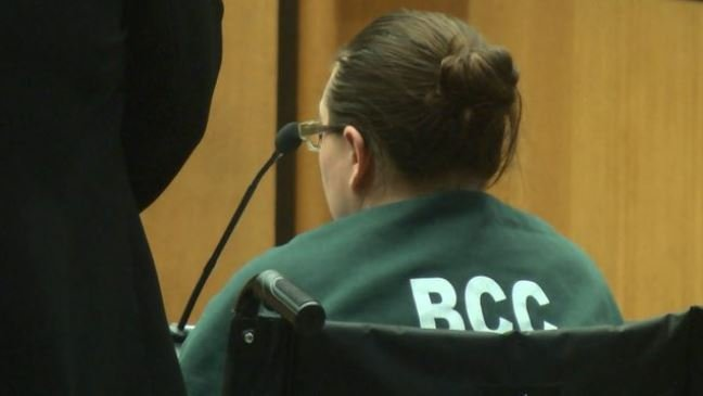 Prosser woman who admitted to killing friend pleads not guilty to murder