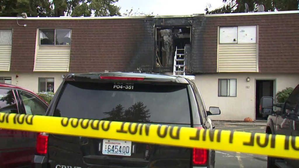 Two children die in Snohomish County townhouse fire
