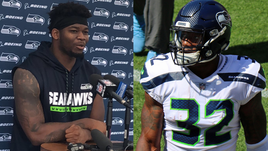 Running duo of Carson and Penny is exactly what the Seahawks want
