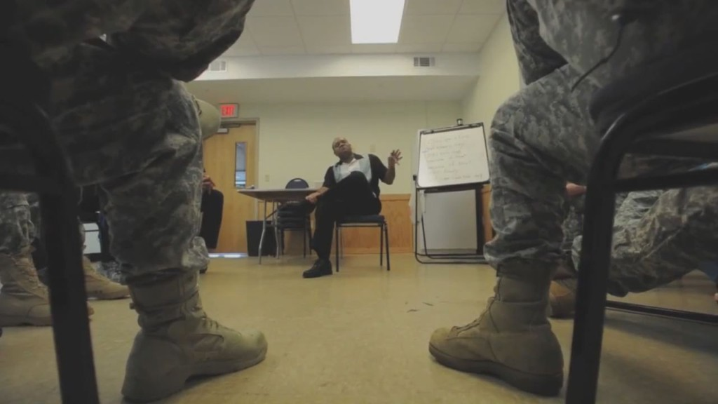 Veteran support project hits Walla Walla