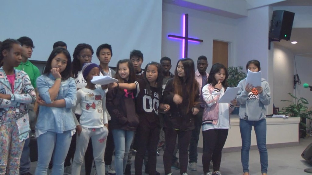 Local youth refugee performance works to inspire positive change