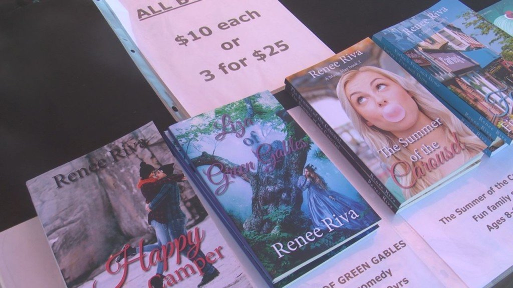 Tri-Cities author releases new series of clean romance novels