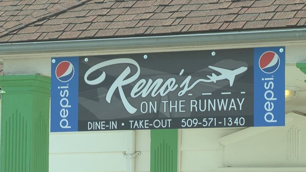New eatery located in old Yakima terminal building on the runway