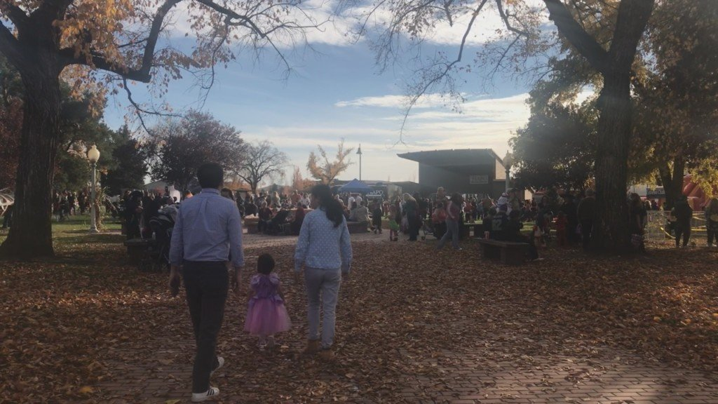Trick or Treat at the Parkway brings fall fun to Richland