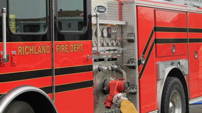 4 Richland firefighters possibly exposed to COVID-19