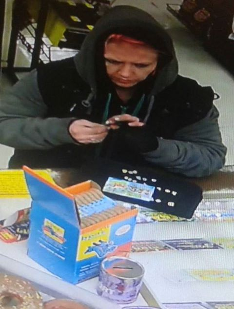 Richland police look to identify suspected lottery ticket thief