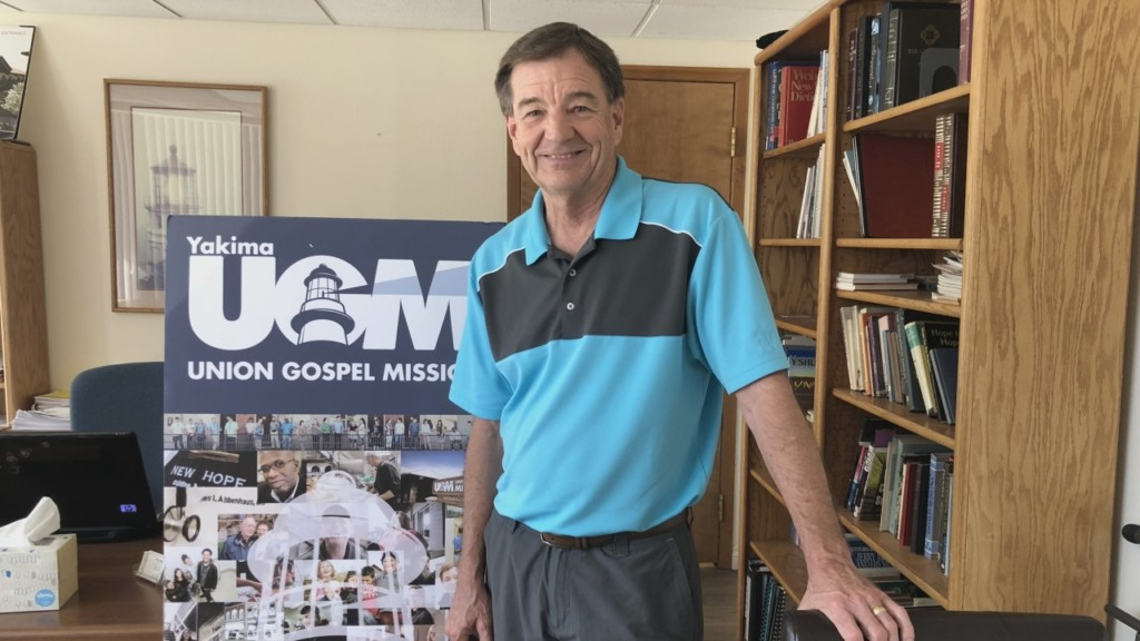 Yakima's Union Gospel Mission executive director retiring after 30 years