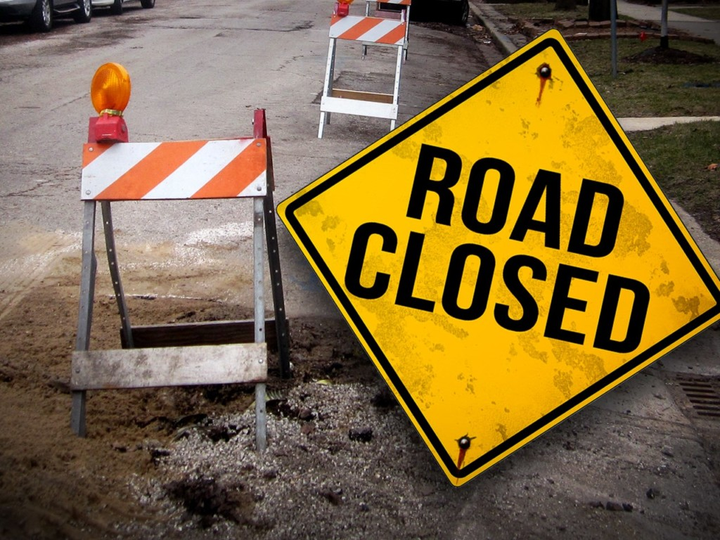 Richland roads closed for construction
