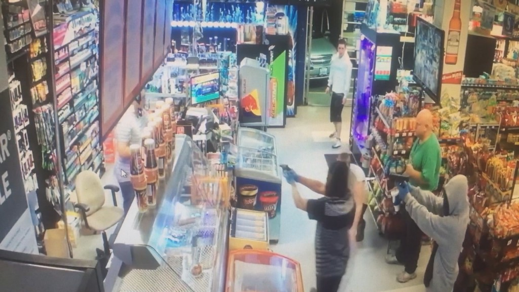 Convenience store owners tired of armed robberies