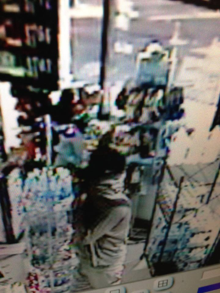 Police searching for armed robbery suspect