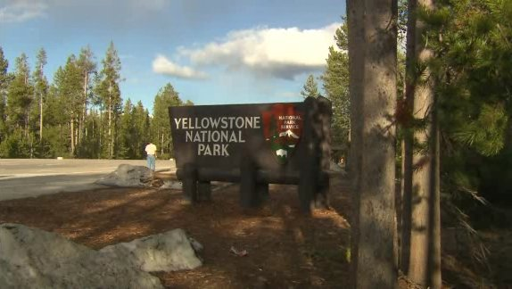 Man dead after falling into Yellowstone hot spring
