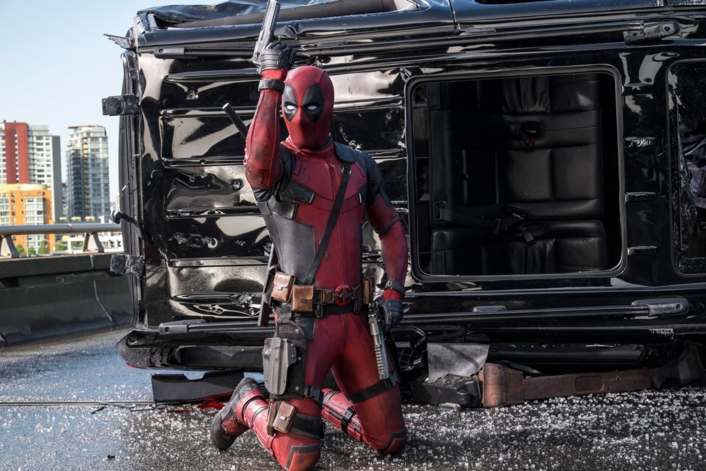 'Deadpool' aims for biggest R-rated superhero box office opening