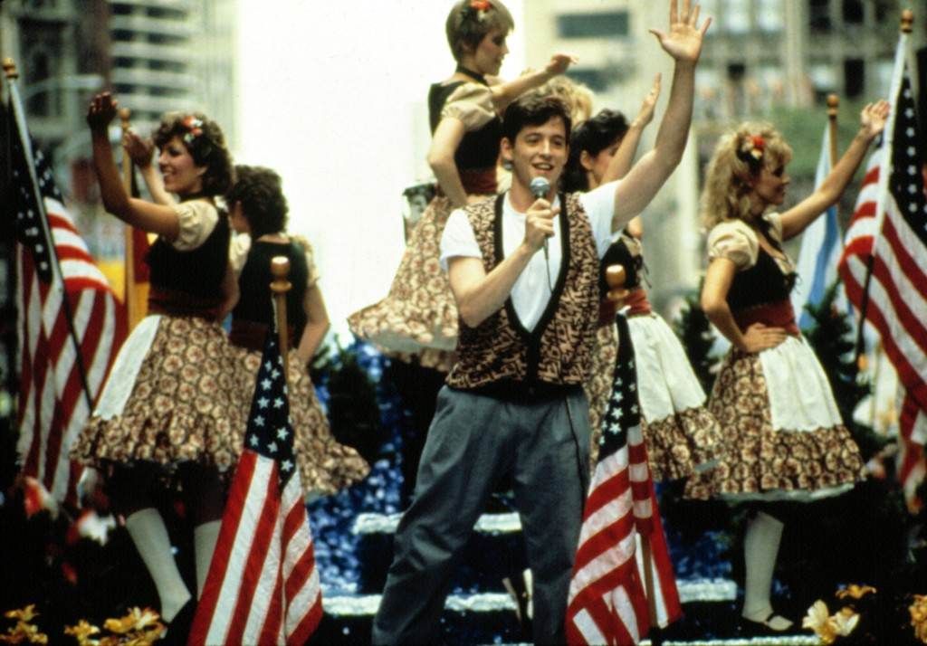 'Ferris Bueller's Day Off' back in theaters for anniversary